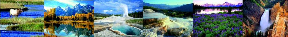 Velký okruh s Yellowstonem